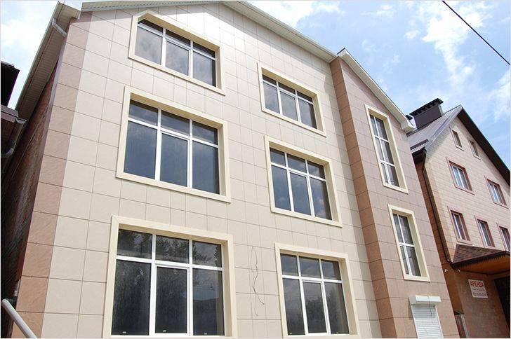 Керамогранит фасадный: технология монтажа пошагово