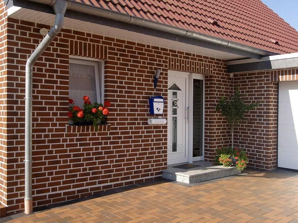 Фасадные панели под кирпич, для внешней наружной отделки фасада.