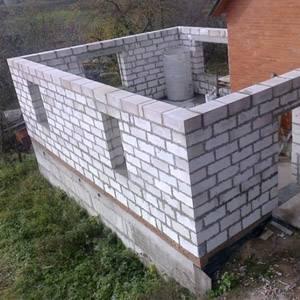 Как построить пристройку к дому своими руками   стройка.ру