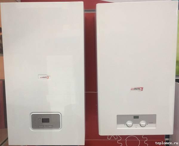 Газовые котлы protherm: типы газовых котлов, характеристики, преимущества и недостатки