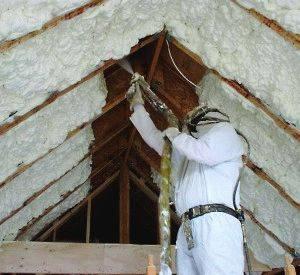 Что нужно знать об утеплении крыши пенополиуретаном