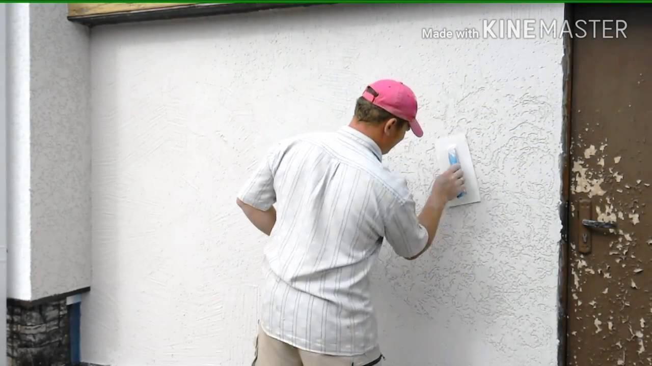 Штукатурка церезит для отделки фасадов