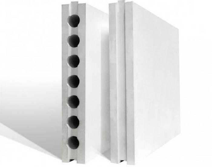 Гипсолитовые перегородки, что это такое: блоки, плиты и их размеры, применяемые для ремонта в помещениях