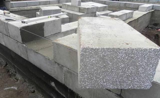 Использование полистиролбетона в строительстве. особенности материала и отзывы | папа мастер!
