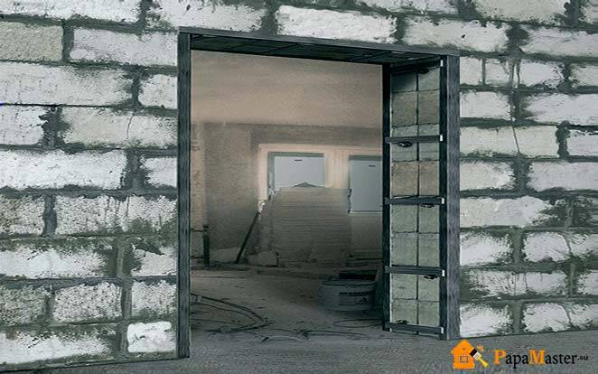 Стяжка стен кирпичного дома: виды обойм (монолитные железобетонные), требования к арматуре и уголкам, усиление конструктивных элементов стальными тяжами своими руками