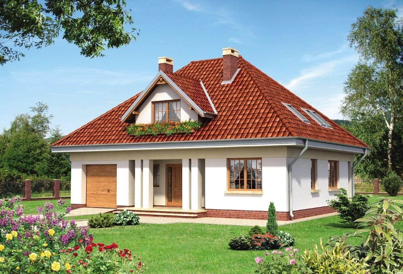 Как построить четырехскатную крышу с мансардой: рекомендации, фото