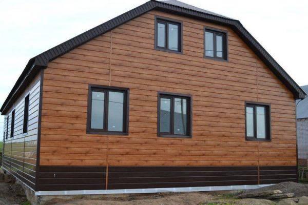 Вентилируемый фасад – виды и цены, какие бывают особенности