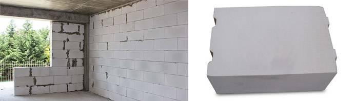 Размеры газосиликатных блоков: какие лучше для строительства дома и гаража, для стен и перегородок? стандартные размеры, таблица