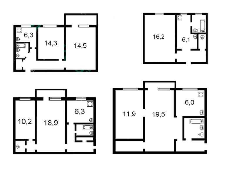 Физический износ здания: правила оценки физического износа