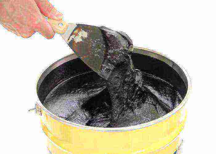 Расход мастики битумной на 1м2 гидроизоляции
