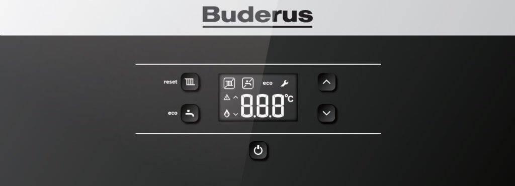 Коды ошибок котлов buderus logamax u072