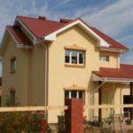 Как подсчитать расход фасадной краски на 1м2 | mastera-fasada.ru | все про отделку фасада дома