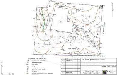 Топосъемка земельного участка - зачем нужна, как сделать