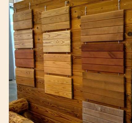 Красим имитацию бруса снаружи дома. чем лучше покрыть новый фасад (имитация бруса) для защиты в зимний период. как и чем обработать имитацию бруса внутри дома