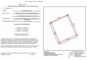 Как установить границы земельного участка: информация, изменения