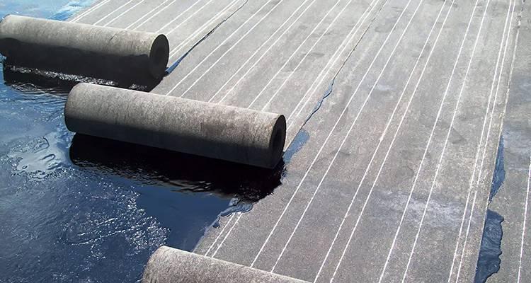 Установленный расход битума на 1 м2 гидроизоляции