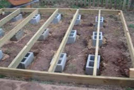 Блоки 20х20х40 для фундамента