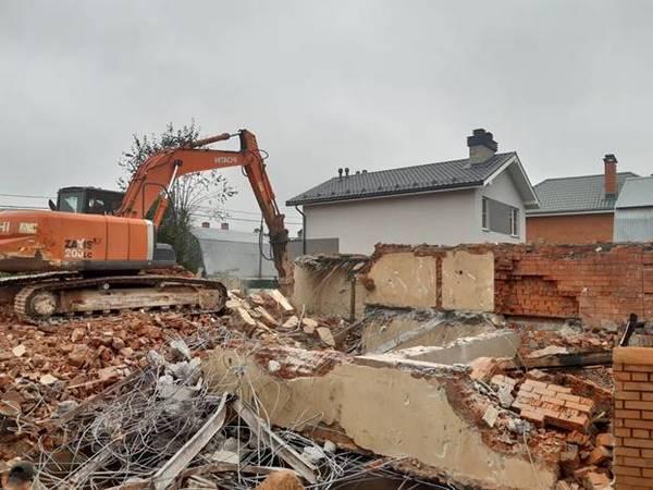 Демонтаж фундамента: разборка бетонных и железобетонных конструкций, как разбить своими руками, удаление старого ленточного варианта