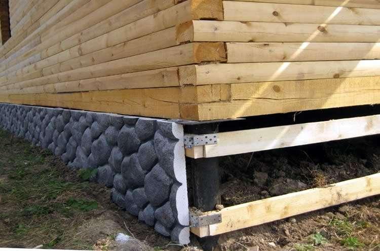 Чем закрыть цоколь дома на винтовых сваях: материалы для отделки, плюсы и минусы