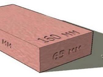 Каков вес облицовочного кирпича с размерами 250х120х65 и 250х120х88 и т, д