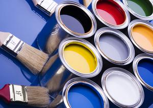 Какими бывают фасадные краски для окрашивания бетона?