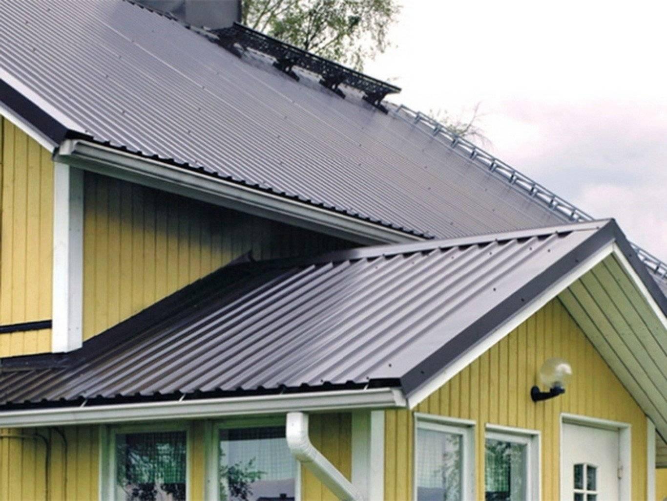 Ветровая планка для профнастила на крышу: ветрозащитная планка для кровли, как закрепить