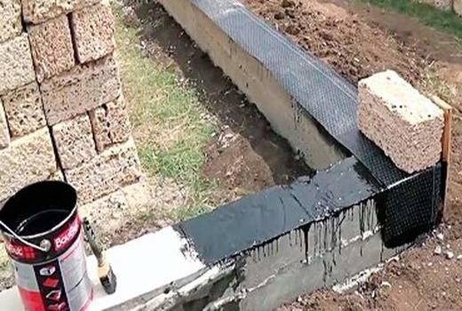 Ремонт гидроизоляции фундамента: в каких случаях необходим, какие материалы и технологии применяются, как обработать внутренние стены подвала?