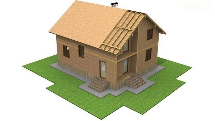 Стоит ли строить дом из арболита, ориентируясь на отзывы | папа мастер!