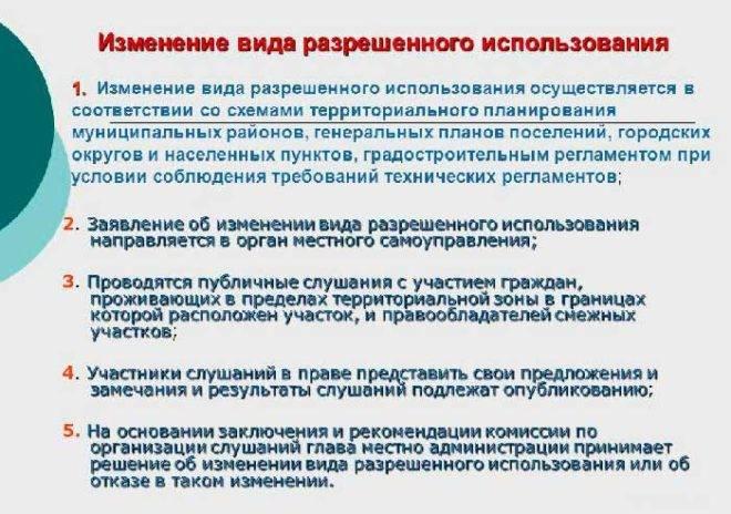 Изменение категории земельного участка: порядок, документы