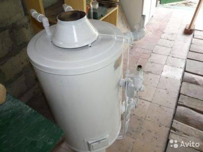 Эксплуатация газового котла акгв-23,2 жмз