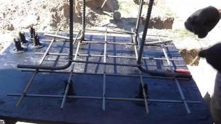 Как сооружают столбчатые фундаменты под колонны?