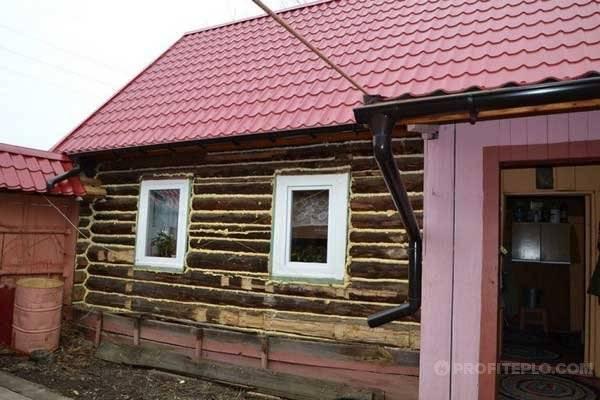 Утепление дома (стен) снаружи минватой под сайдинг