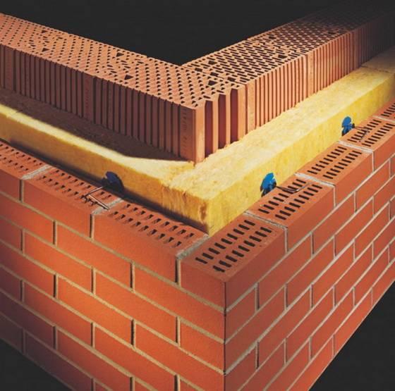 Утепление стен из керамических блоков - ск авторитет