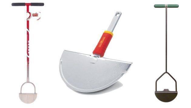 Особенности выбора лопаты для копки траншеи, виды инструментов и правила рытья