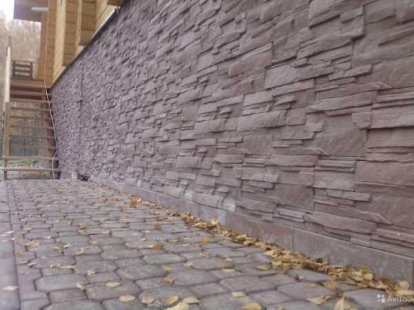 Что представляет собой клинкерная плитка для фасада?