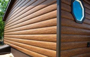 Сайдинг металлический под брус: правила выбора и инструкция по отделке фасада