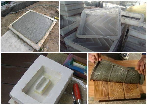 Изготовление декоративной плитки и ее производство в домашних условиях