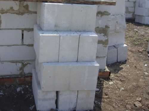 Стены из пеноблоков – технология строительства, выбор толщины и правила изоляции (70 фото)