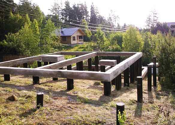 Чем закрыть фундамент снаружи у каркасного дома - строим сами