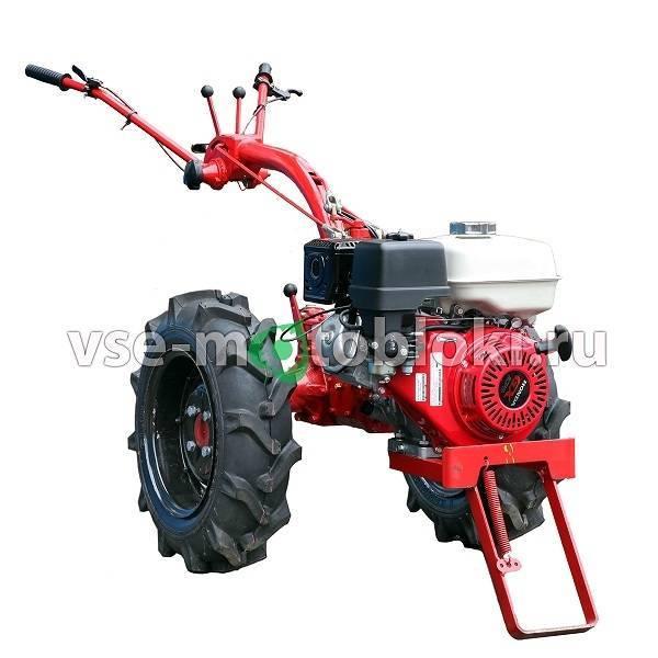 Мотоблок беларус: мтз, 09н, двигатель honda, навесное оборудование, цена