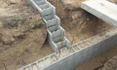 Стеновой блок пустотелый: преимущества и объекты использования