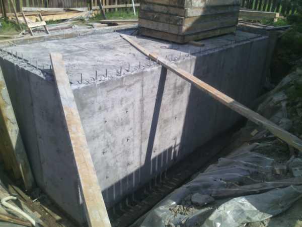 Подвал из бетона своими руками: виды погребов, пошаговое руководство
