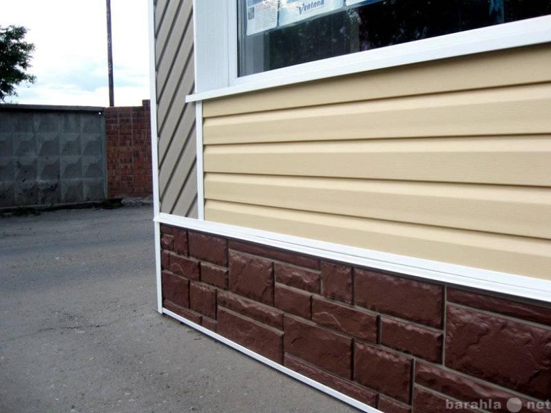 Фасадные панели нордсайд (nordside)
