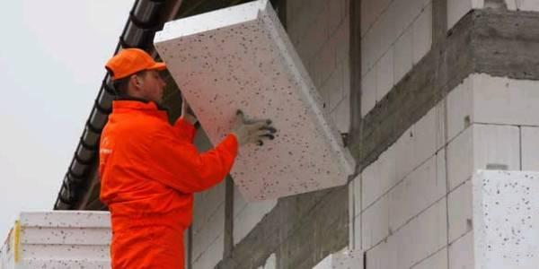 """Стены из """"белого"""" силикатного кирпича - проблема утепления. утепление кирпичного дома снаружи: современные методы и материалы стена из силикатного кирпича с утеплителем"""
