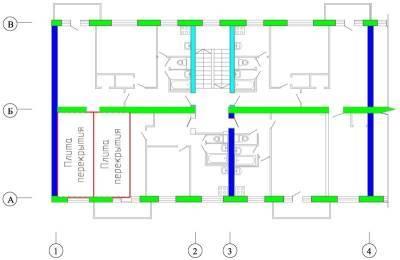 Толщина стен в панельном доме  нормативные акты и правила замеров - все про гипсокартон