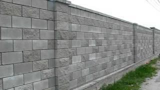 Из чего сделать временный забор-ограждение на участке на период стройки?