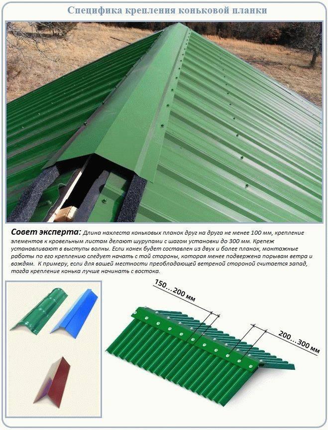 Снегозадержатели на металлочерепицу: инструкция по проведению установки