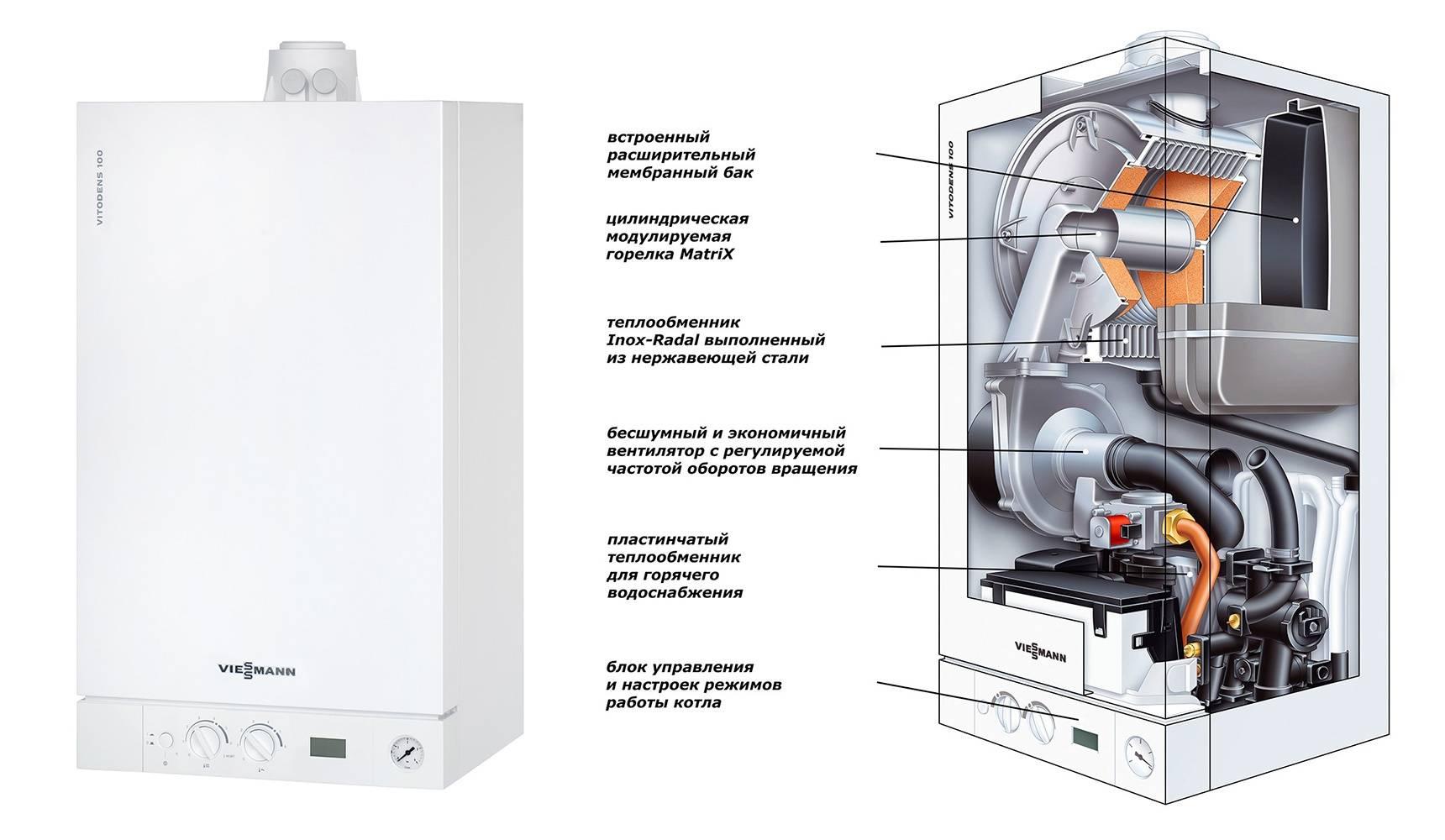 Что лучше двухконтурный или одноконтурный газовый котел: сравнительный обзор конструкции