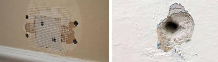 Как заделать трещину в стене: практические решения