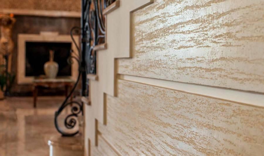 Штукатурка фасада дома своими руками: выбор смеси и отделка наружных стен (видео, фото)